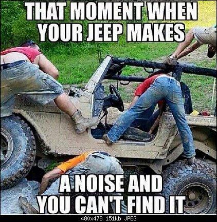 Funny Jeep Memes Page 12 Jeeps Net Forum