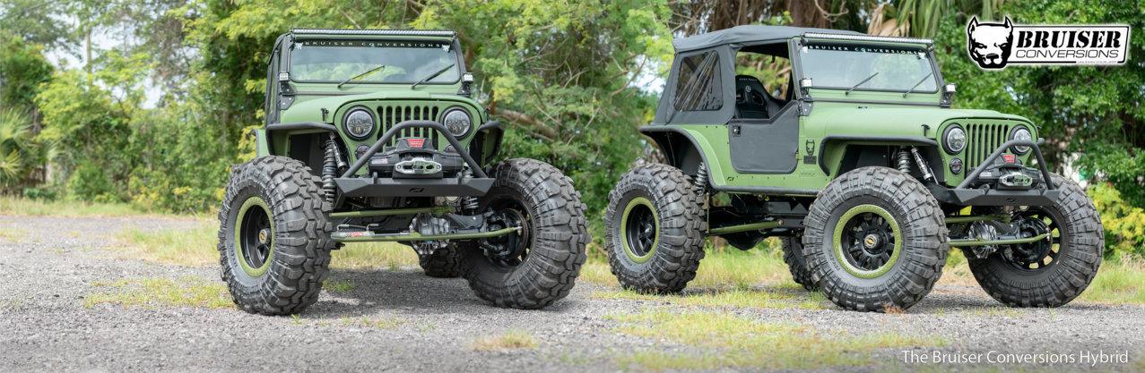 The Bruiser Conversions Hybrid