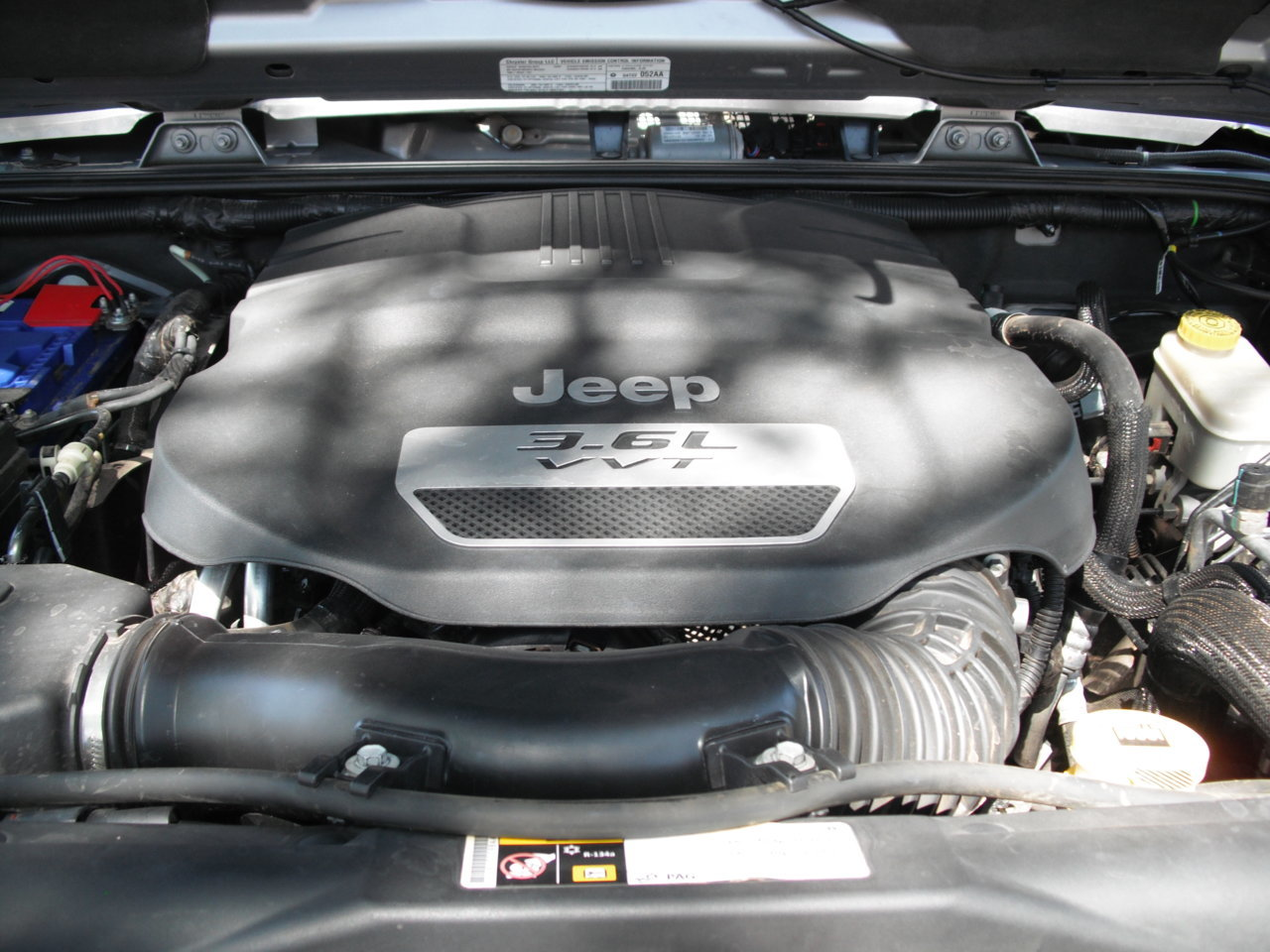 DIY 3 6 Pentastar Oil Change | Jeeps net Forum