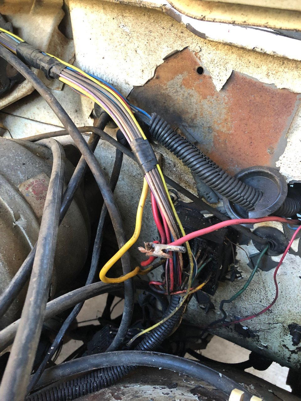 4 0l J10 Swap Wiring Issue