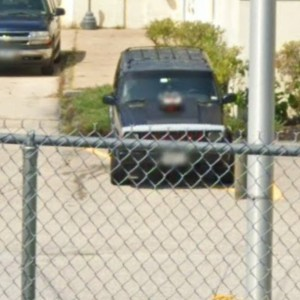 Found my jeep on google street view!  Lol